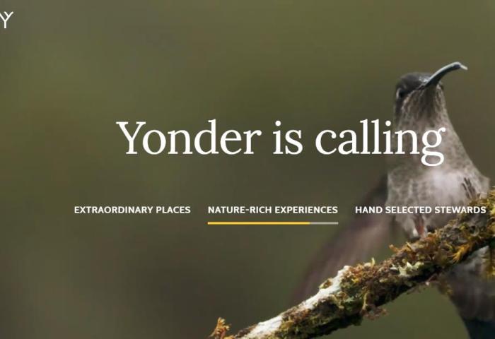 """跟随农场主去拥抱大自然!美国""""自然旅行""""平台 Yonder 完成 400万美元种子轮融资"""