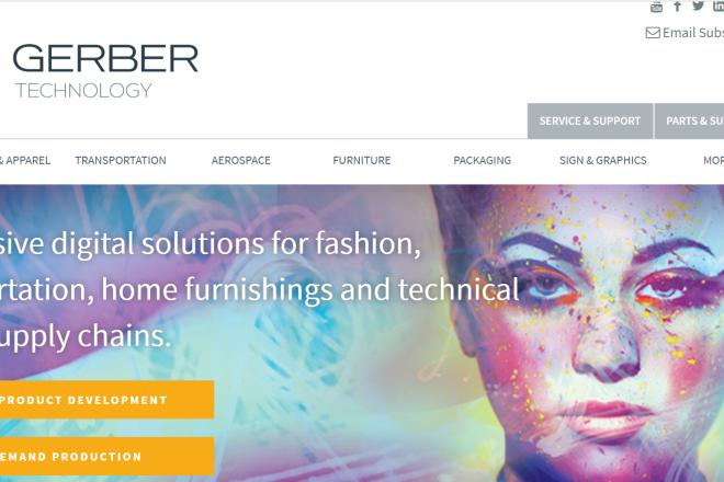 Gerber发布最新版服装供应链软件:可将3周的产品交付期缩短至48小时