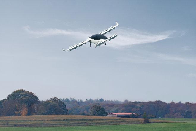 德国垂直起降电动飞行器研发商 Lilium 获2.4亿美元融资,腾讯领投