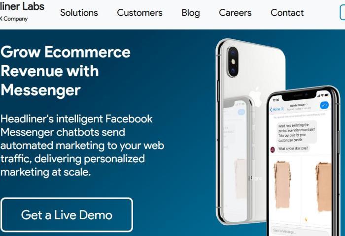 数字营销机构 ForwardPMX 收购聊天机器人创业公司 Headliner Labs
