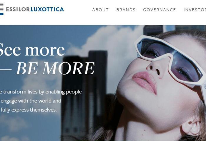 Essilorluxottica公布合并后首份年报,意大利工厂仍满负荷运转,中国产能正在恢复