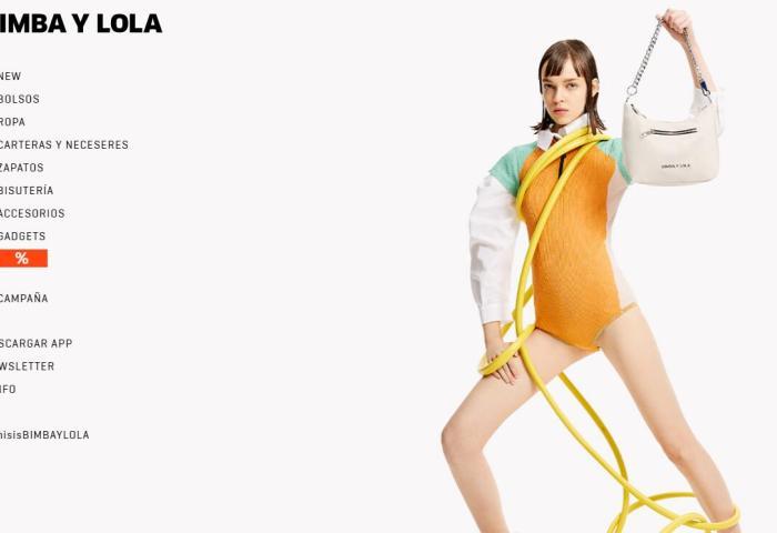 西班牙轻奢女装品牌 Bimba y Lola 销售额持续增长,国际业务比重不断上升