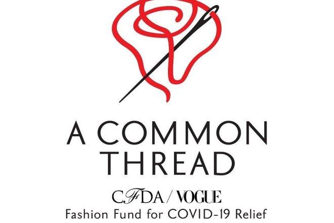 """美国时装设计师协会联手《Vogue》成立""""同一根缝纫线""""基金会,帮助美国时尚行业应对疫情"""