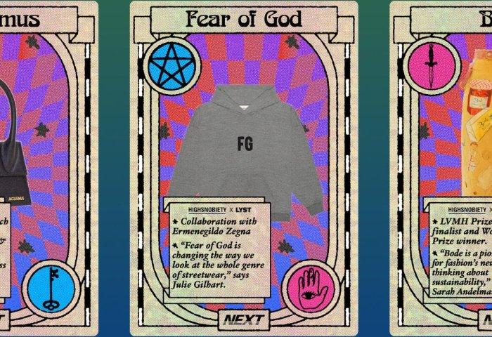 Lyst联手Highsnobiety发布新潮品牌榜单: Jacquemus、Fear of God、Bode 高居前三