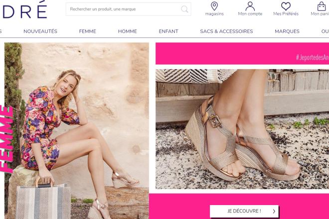 法国百年鞋履品牌 André 启动破产程序,疫情关店15天损失400万欧元