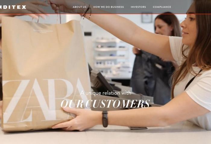 Zara 母公司将更多西班牙物流中心的商品运往中国,回程货机载满医疗物资