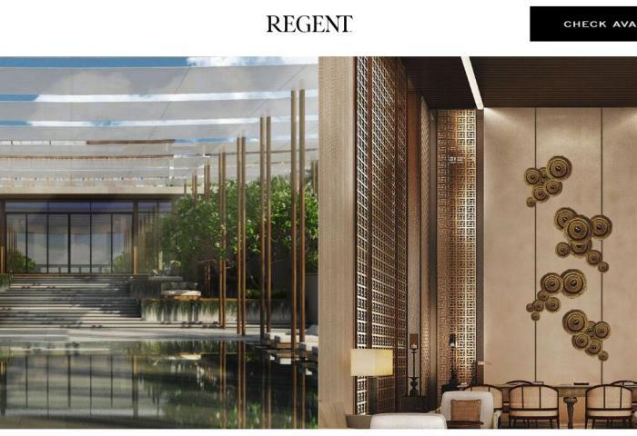 逆势扩张,洲际酒店集团5月将在上海新开一家丽晶酒店