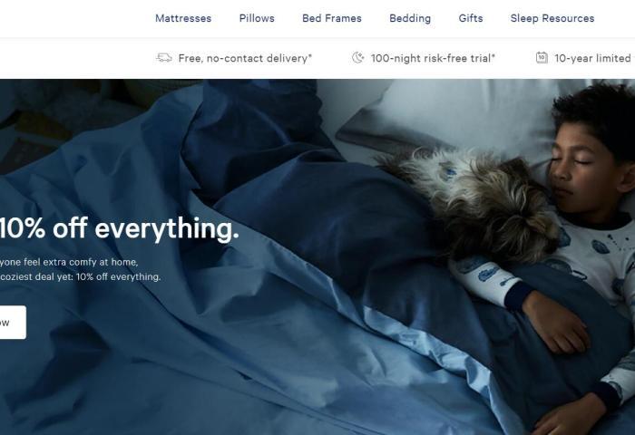 美国互联网床垫品牌 Casper 将裁员21%,并宣布高层人事变动