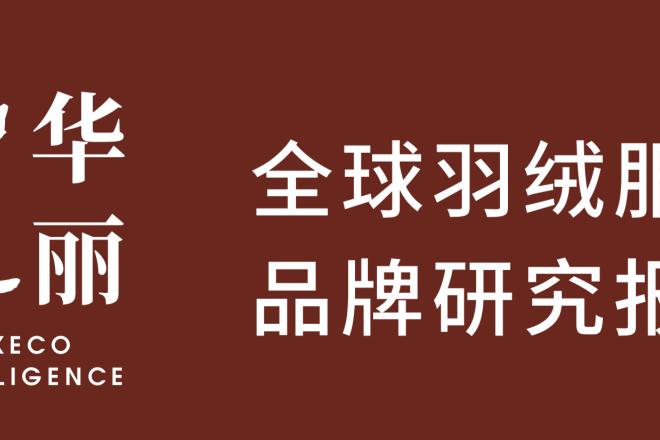 重磅报告|360度透视全球羽绒服品牌生态 by【华丽智库】(附免费下载链接)