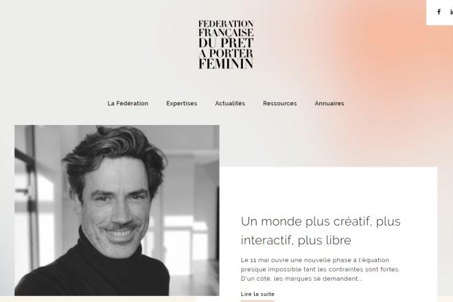 法国女装成衣协会设立专项津贴,帮助服装品牌向数字化转型