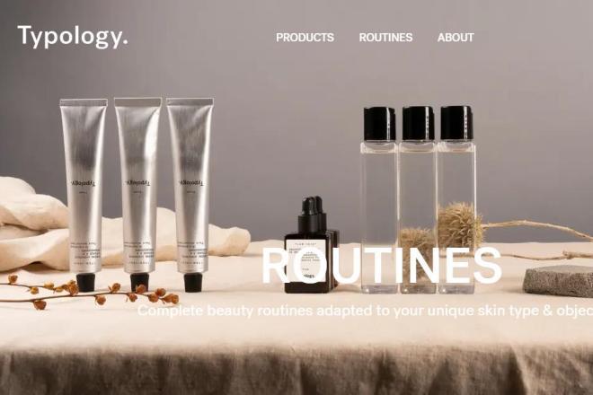 华人系列创业者李宁创办的法国互联网天然护肤品牌 Typology 疫情期销售额增长一倍