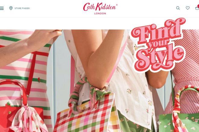 英国品牌 Cath Kidston 出售部分业务,但依旧无力偿还9000万英镑债务