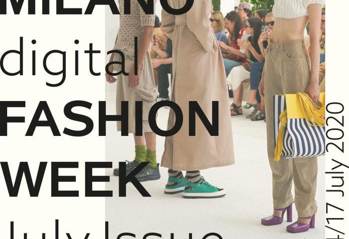米兰时装周、巴黎时装周纷纷宣布将在7月举办线上时装周