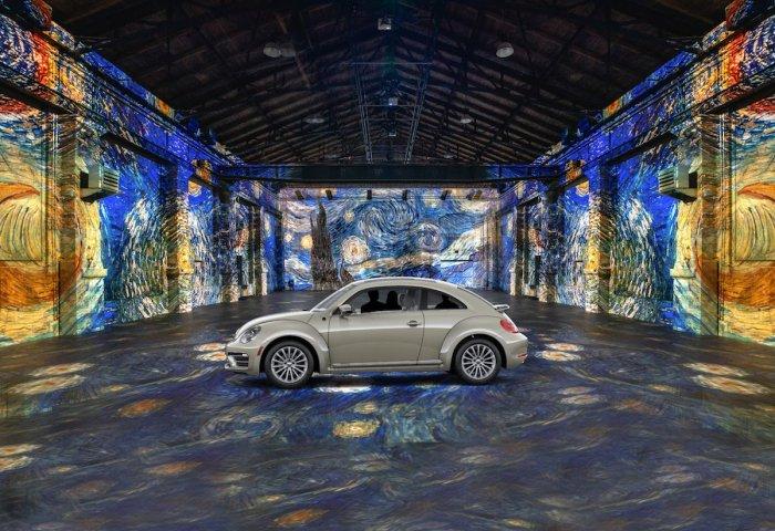 疫情期如何安全看展?全球首个驾车进入的数字艺术展——梵高沉浸展将在多伦多举行