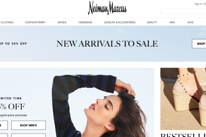 债权人呼吁:破产保护中的美国奢侈百货 Neiman Marcus 应与竞争对手Saks 合并