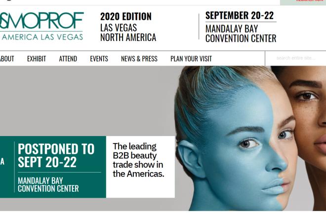 2020年Cosmoprof博洛尼亚美妆展取消;维琴察珠宝展延期至9月
