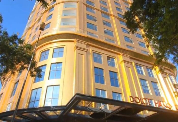 """全球首家""""24K 镀金酒店""""在越南兴建"""