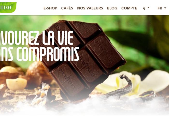 比利时巧克力品牌 NewTree关停全球5家咖啡馆和店铺,并寻求新的融资机会