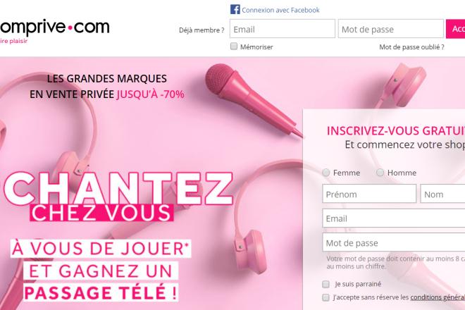 法国时尚电商 Showroomprivé 第一季度销售额同比下滑18.9%,4月有所回升