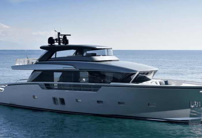 意大利游艇制造商 Sanlorenzo 2019年业绩出色:销售增长39%,净利润翻倍