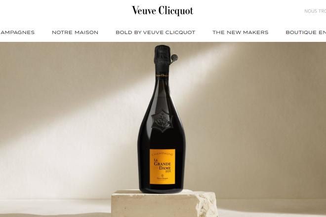 LVMH集团旗下凯歌香槟推出女性创业者交流平台,帮助她们渡过疫情危机