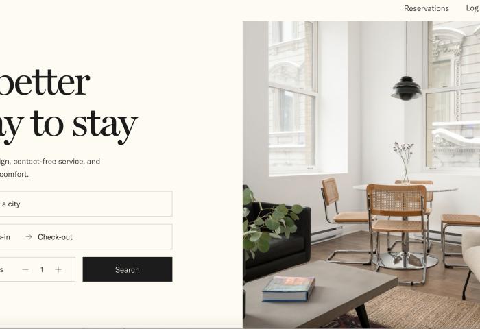 结合Airbnb的灵活性和酒店的一致性:酒店服务公寓创业公司 Sonder成功融资1.7亿美元