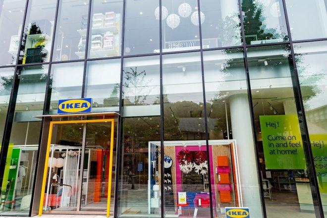 """宜家全球首家""""瑞典便利店""""在东京开门迎客"""