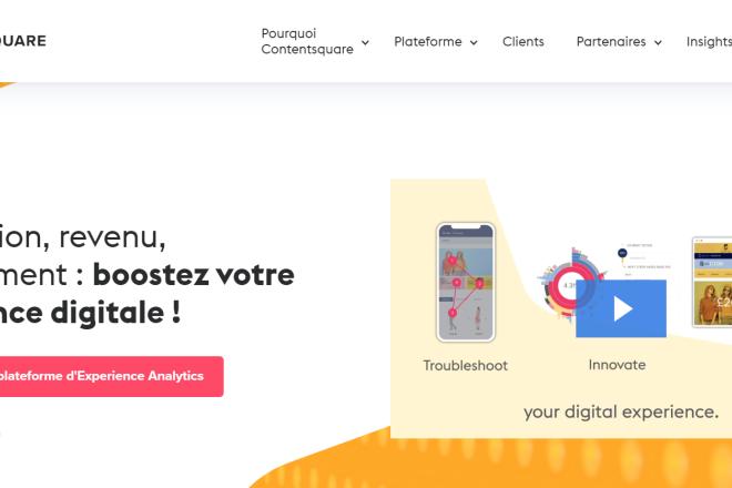 法国用户体验分析公司Contentsquare获1.9亿美元融资,将开发AI及前瞻性分析工具