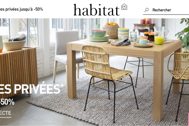 欧洲家居品牌 Habitat 被私人投资者收购