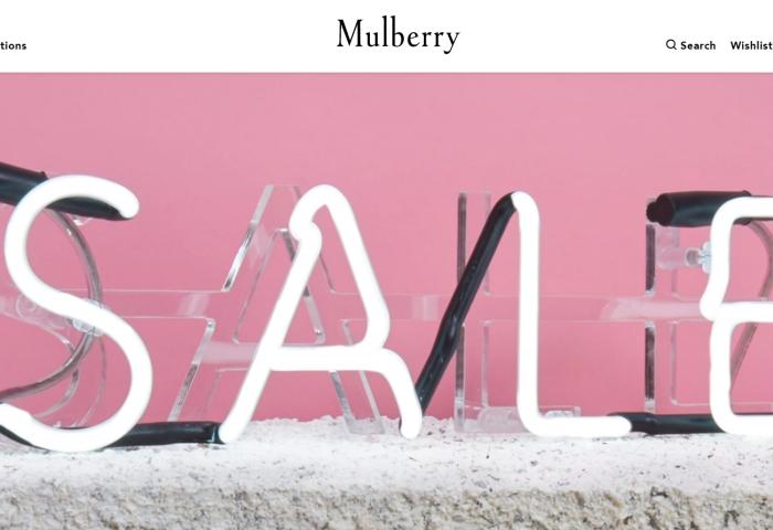 受疫情影响,Mulberry 计划在全球范围内裁撤四分之一的员工