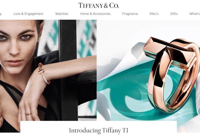 Tiffany最新季报:总销售额同比下滑45%,但中国4月销售同比大增30%