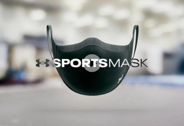 Under Armour 推出售价30美元的运动口罩,一小时内售罄