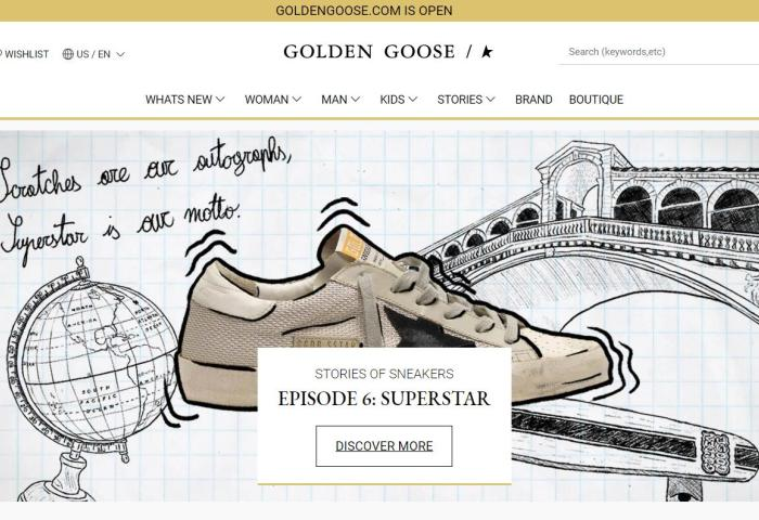 Chanel 前全球CEO加盟,意大利品牌Golden Goose控股权交易在疫情期间顺利完成