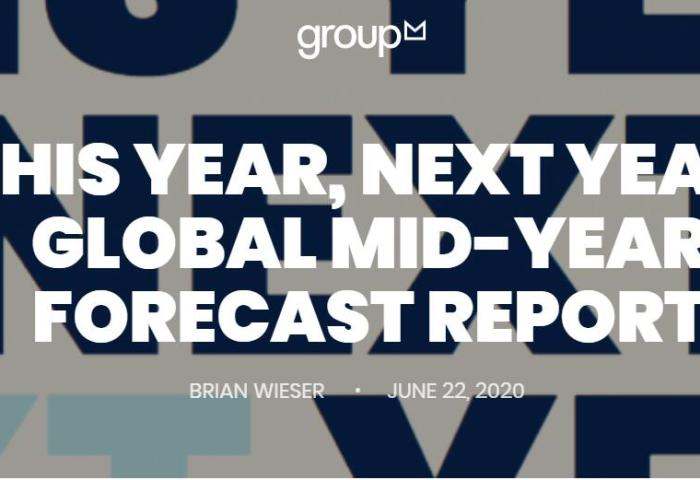 最新报告:今年全球广告行业面临两位数下滑,数字广告占比提升