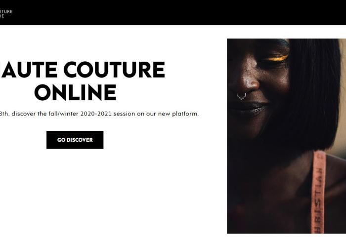 首个数字化的巴黎时装周公布完整日程,已与多家社交媒体平台达成合作协议