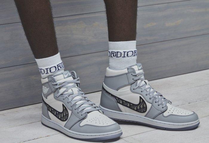 深度|Dior x Jordan,谁借了谁的势?