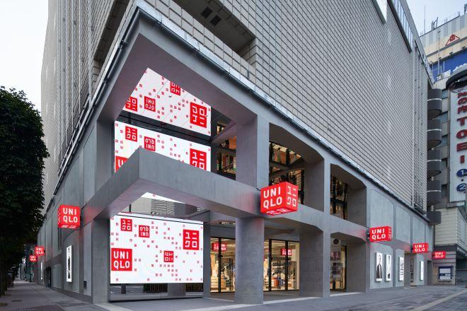华丽观察|疫情后的时尚品牌门店怎么办?优衣库的答案就藏在这三家日本新店中!