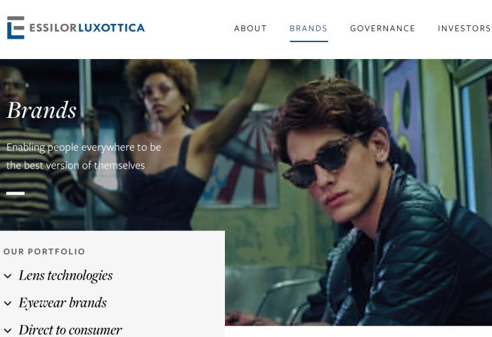 欧洲眼镜巨头 EssilorLuxottica:在所有业务领域都看到了复苏的迹象