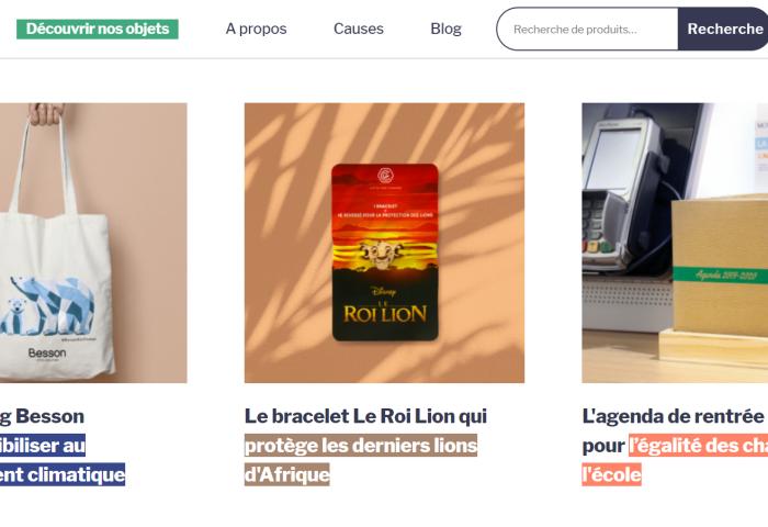让促销礼品更环保!法国创业公司 Gifts for Change 获100万欧元融资