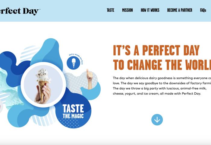 """与牛奶口味和质地相同的""""非动物蛋白"""":Perfect Day 完成3亿美元C轮融资"""