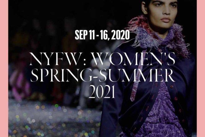 纽约时装周将于9月在线举行,日程缩短至三天