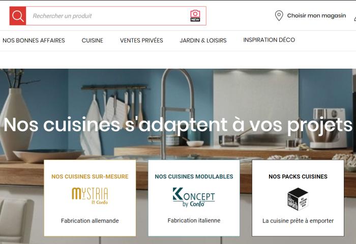 深陷财务危机,法国家居用品零售商 Conforama 将被竞争对手But收购