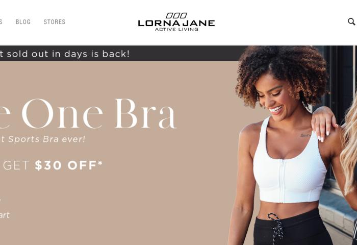 """澳大利亚瑜伽服品牌 Lorna Jane 因宣称""""抗病毒""""被罚款近4万美元"""