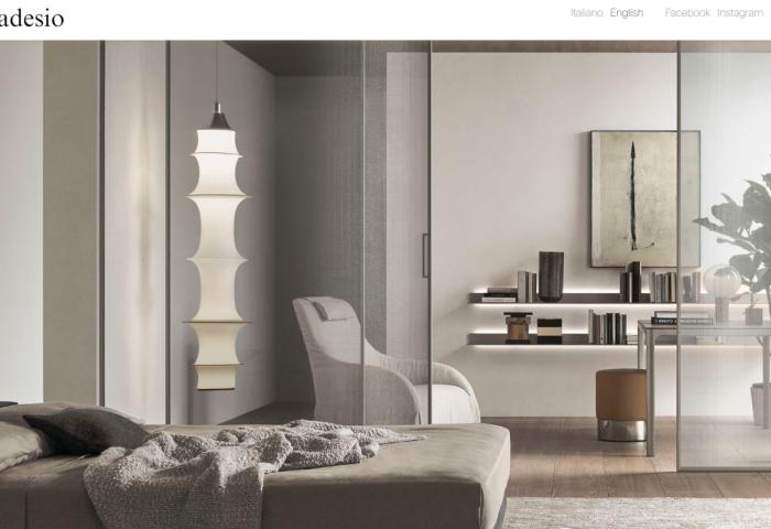 意大利奢华家具品牌 Rimadesio2019年销售额达到 6100万欧元