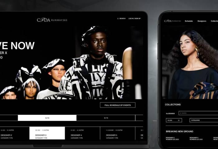 美国时尚设计师协会推出数字平台 Runway360,将于9月纽约时装周时发布