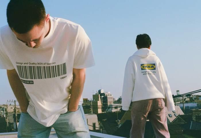 """宜家在日本推出首个服装和杂货系列,从""""东京年轻人""""身上汲取灵感"""