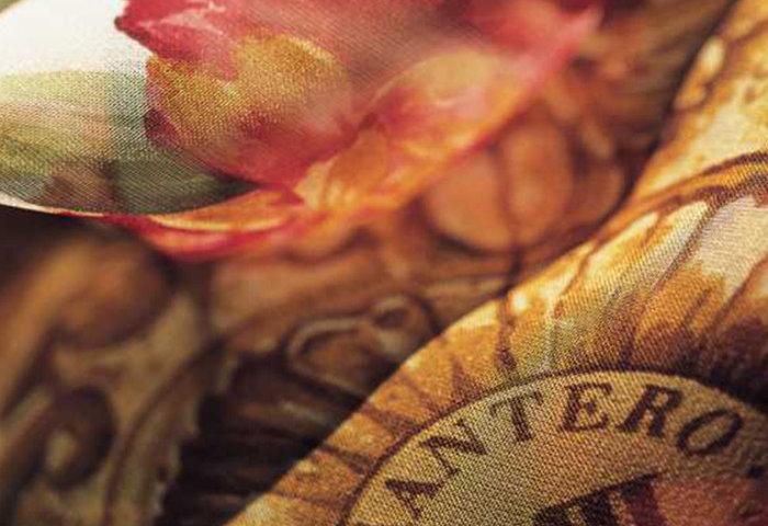 意大利纺织品集团 Mantero第四代掌门人推出再生丝绸面料 Resilk